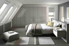 Phoenix-gloss-light-grey-bedroom
